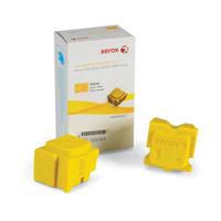 Xerox Encre ColorQube 8570, jaune (2 bâtonnets 4400 pages) Bâton d'encre