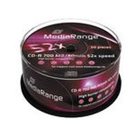 MediaRange MR207 cake box CD