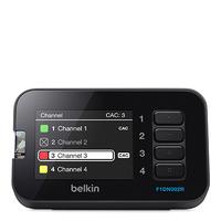 Belkin F1DN002R Télécommande - Noir