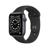 Apple Watch Series 6 44mm Spacegrijs Smartwatch