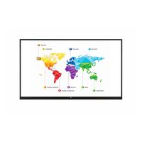 "LG 65"", 4K UHD 3840 x 2160 px, IR Multi-Touch, 30000 h, SoC, HDMI, USB, VGA, WiFi, Android 8.0 Interactieve ....."