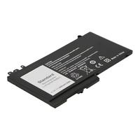 2-Power Main Battery Pack 11.1V 3400mAh Laptop reserve onderdelen - Zwart