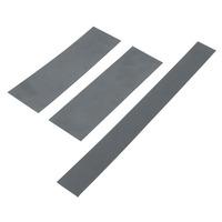 Middle Atlantic Products Vent Blocker Kit, DWR 17' Deep