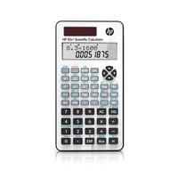 HP 10s+ Calculatrice - Blanc