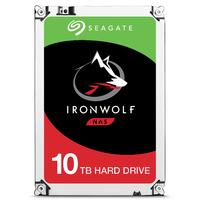 "Seagate IronWolf 10TB SATAIII, 3.5"", 7200 RPM, 256 MB cache Disque dur interne"