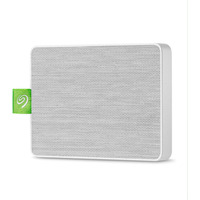 Seagate Ultra Touch - Blanc