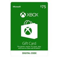 Microsoft Xbox Digital Gift Card Cadeaubon
