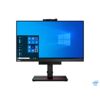Lenovo ThinkCentre Tiny-In-One Moniteur - Noir