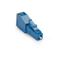 Black Box M/F LC, UPC, 2dB Adaptateurs de fibres optiques - Bleu