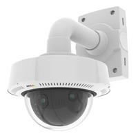 Axis Q3708-PVE Caméra IP - Blanc