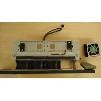 Hewlett Packard Enterprise Hot-plug fan assembly - 60mm x 60mm x 38mm, Includes the retaining .....