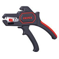 Knipex 12 62 180 SB Outils de décapage - Noir,Rouge