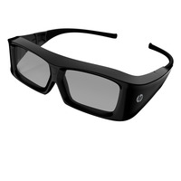 HP 3D Active Shutter Glasses Stereoscopische 3D glazen - Zwart