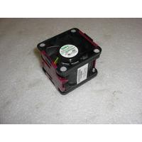 Hewlett Packard Enterprise 496066-001 Ventilateur - Noir