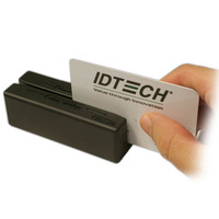 ID TECH MiniMag Duo Lecteur de carte