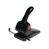 Rapid HDC65 Zwart Perforateur - Noir
