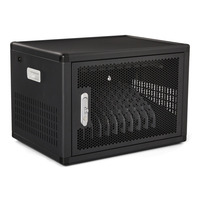 V7 Charging Station for 12 Mobile Computers - Secure, Store and Charge Chromebooks, Notebooks and Tablets - DC .....