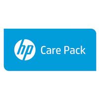Hewlett Packard Enterprise 4y Next business day HP 417 PCA SVC Vergoeding