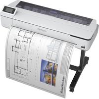 Epson SureColor SC-T5100 - Wireless Printer (with Stand) Imprimante grand format - Noir,Cyan,Jaune,Magenta