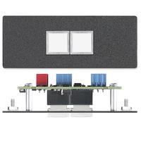 Extron CCR 2BLB Druk-knop panelen - Zwart