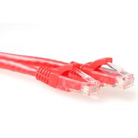 ACT Cat6A UTP 7m Câble de réseau - Rouge