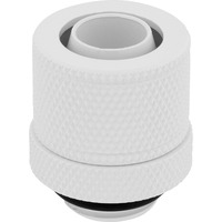 """Corsair Hydro X Series XF Compression 10/13mm (3/8"""" / 1/2"""") ID/OD Fitting Four Pack — White Accessoire de ....."""