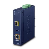Planet IGTP-805AT Convertisseur réseau média - Noir
