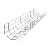 R-Go Tools R-Go Steel Basic Kabelgoot, Zilver Kabel laden - Grijs