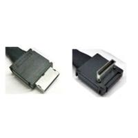 Intel Oculink Cable Kit, 530mm Kabel - Zwart