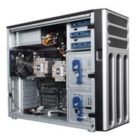 ASUS TS700-E8-PS4 V2 Serveur barebone - Noir