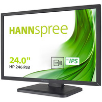 "Hannspree Hanns.G 24"" LED FHD, 300 cd/m2, 1000:1, 5 ms, 178° / 178°, VGA, DVI-D, Display Port, HDMI, USB ....."