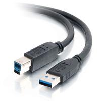 C2G 2m USB 3.0 Câble USB - Noir