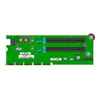Hewlett Packard Enterprise DL38X Gen10 Plus - Kit d'extension secondaire logements 1/2 .....
