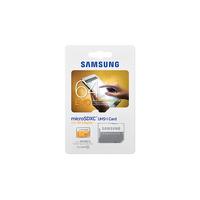 Samsung MB-MP64D Flashgeheugen - Oranje, Wit