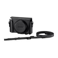 Sony LCJHWAB Sac pour appareils photo - Noir