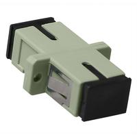 ACT EA1023 Adaptateurs de fibres optiques - Blanc