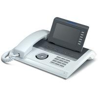 Unify OpenStage 40 Téléphone IP - Gris, Blanc