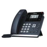 Yealink SIP-T42S Téléphone IP - Noir
