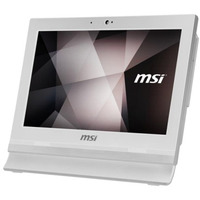 MSI Pro 16T 7M-086XEU All-in-one pc - Wit