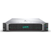 Hewlett Packard Enterprise ProLiant DL385 Gen10 Server - Zwart,Zilver