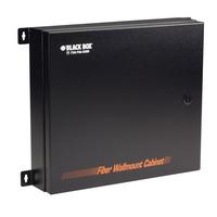 Black Box 1016x99x449mm, 10kg, Steel, Black Châssis réseau - Noir