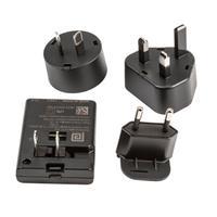 Intermec Power Plug Adapter Kit Netstekker/adapter - Zwart