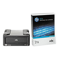 Hewlett Packard Enterprise RDX+ 2TB Lecteur cassette