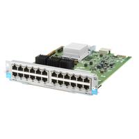Hewlett Packard Enterprise 24-port 10/100/1000BASE-T MACsec v3 zl2 Module Netwerkswitch module