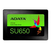 ADATA SU650 SSD - Noir,Vert