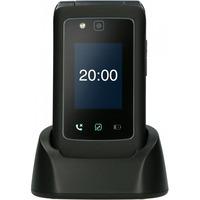 Fysic F20 Big Button Klap GSM incl. Cradle Black Diverse hardware