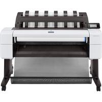 HP Designjet T1600 Imprimante grand format - Cyan,Gris,Magenta,Noir mat,Photo noire,Jaune