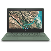 HP Chromebook 11 G8 EE Laptop - Groen
