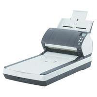 Fujitsu fi-7260 Scanner - Zwart,Wit