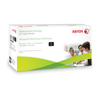 Xerox Toner noir. Equivalent à HP CE505A. Compatible avec HP LaserJet P2035, LaserJet P2055 Toner